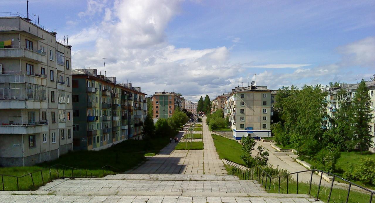 Бульвар Моисеева