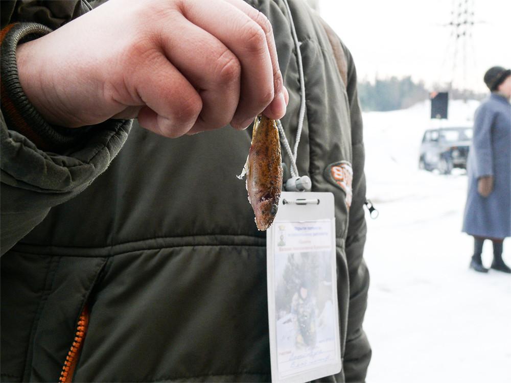 Наша рыбалка!