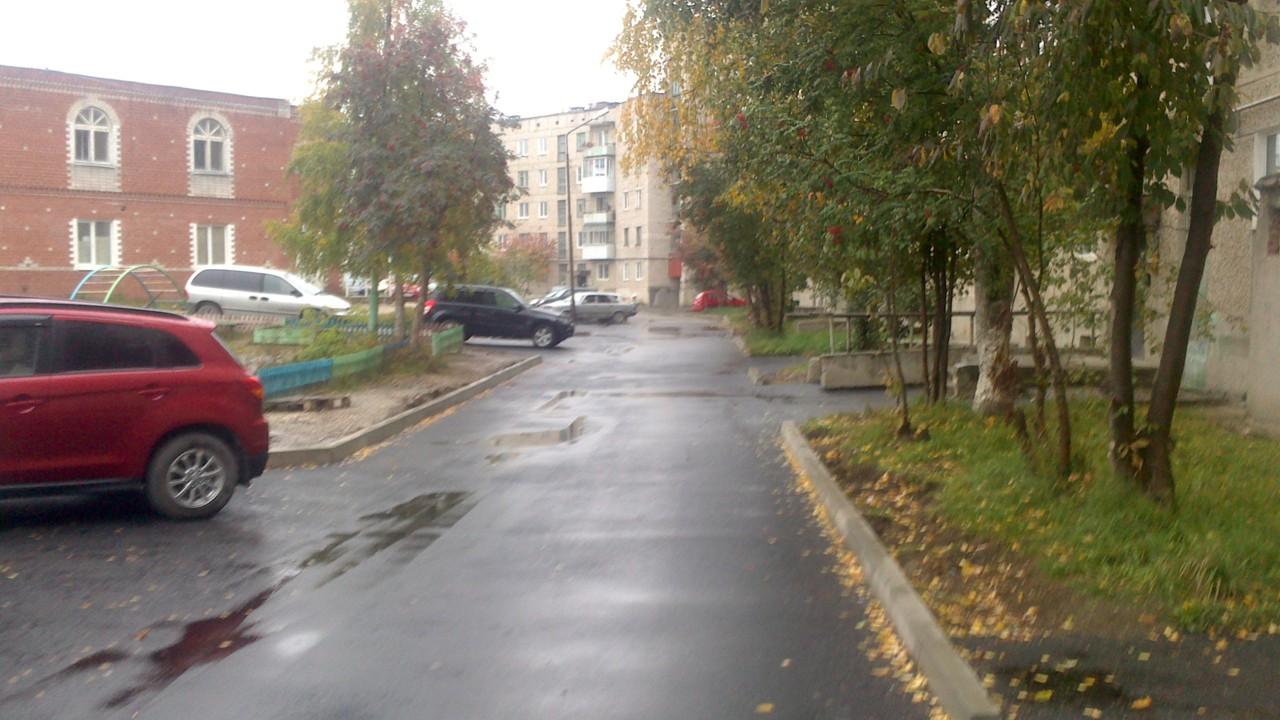 Двор Ленина 43