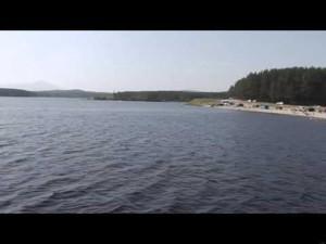 Североуральский городской пруд, лето 2015